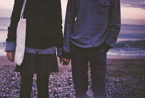 """""""Je n'ai pas vu le temps passer... Avec toi j'ai besoin de l'éternité."""""""