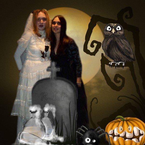 Halloween un peu en avance