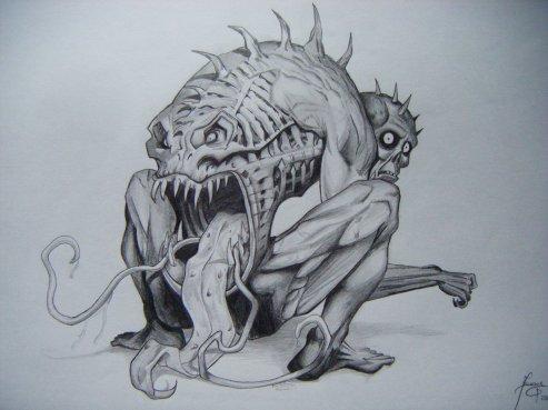 L'original est de Green Ronin; dessinateur de persos gores et glauques à souhait... *mouahaha*