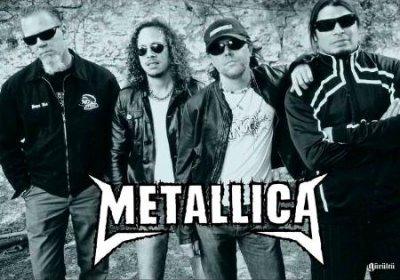 Le groupe du jour :     Metallica