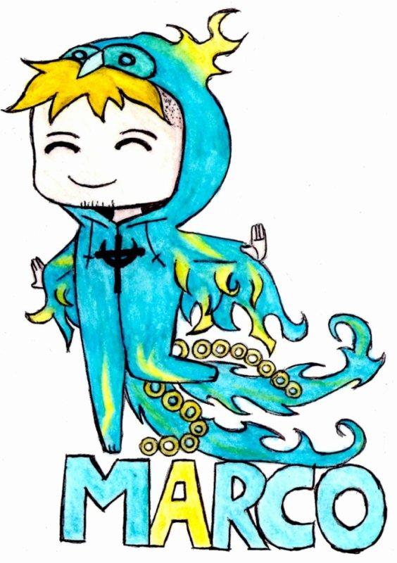 Marcoooooo the Phoenix :3