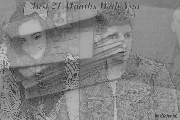 Just 21 Months With You
