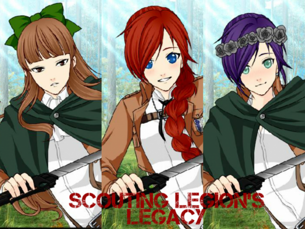 Scouting Legion's Legacy