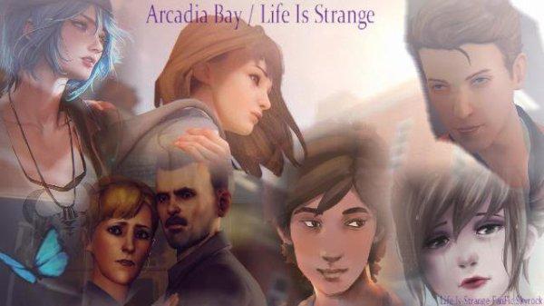 Arcadia Bay / Life Is Strange
