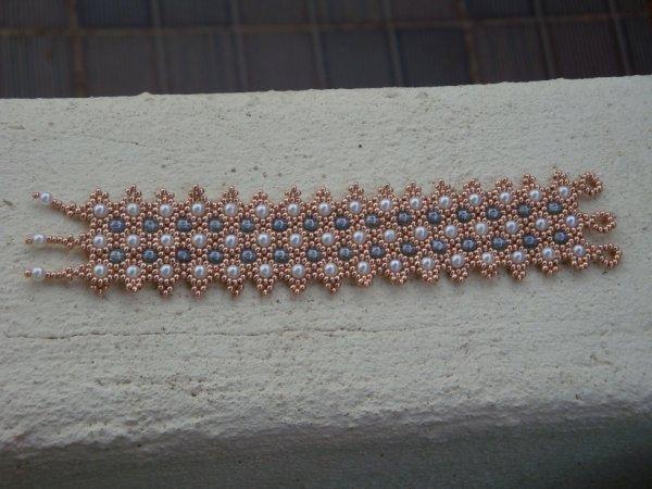 un bracelet picot fence