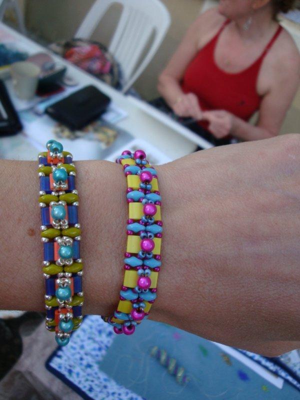 bracelet tila modèle de fabienne