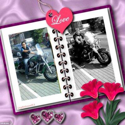 joli cadeau de mon amie... merci huguette... son blog supermamie36