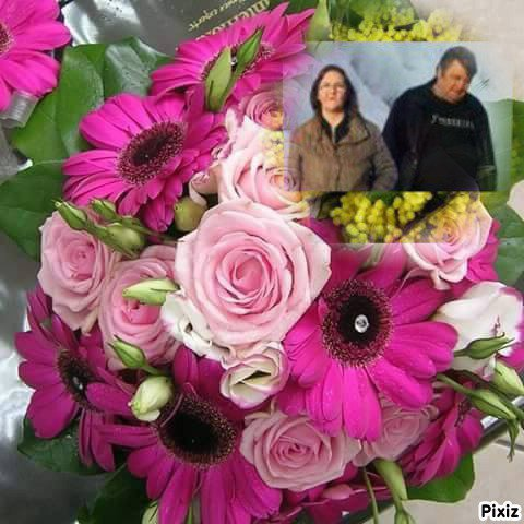 Merci pour ces beaux cadeaux mes amies Blanche628  et petitemamiedu13 et capucine55500