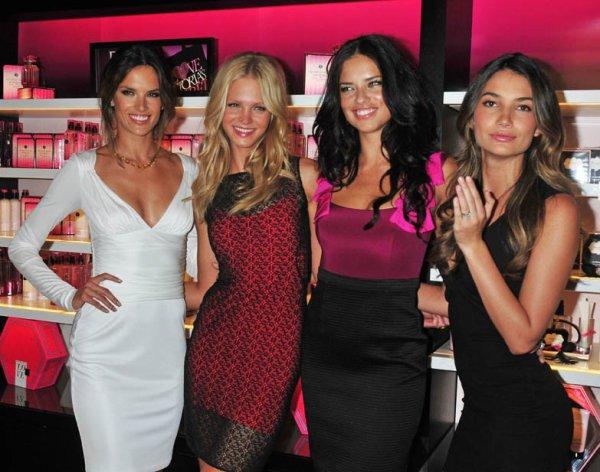Fashion's Night Out à Soho, NY, le 8 septembre 2011