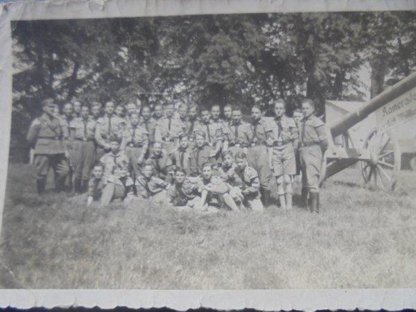 photo des jeunesses hitlerriennes