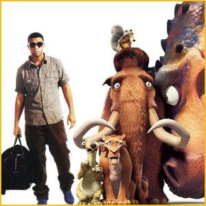 Drake dans un rôle au cinéma pour l'Âge de Glace 4