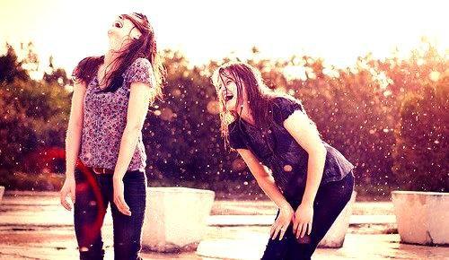 Cette Soeur que la Vie a Oubliée de Me Donner.. ♥