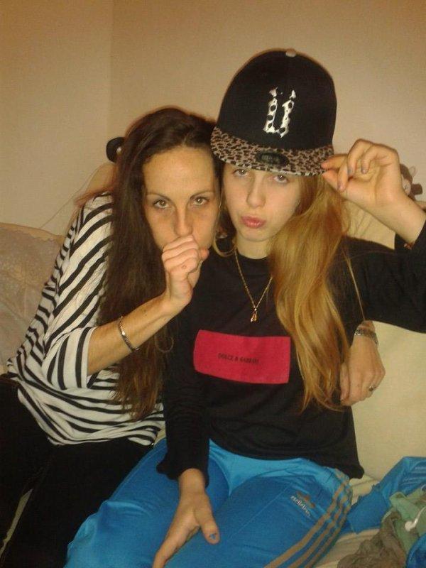 la mère et la fille , détére !!!!