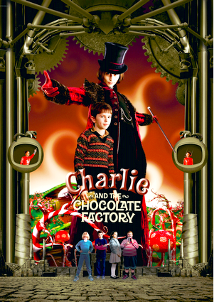 Film : Charlie et la Chocolaterie