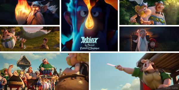 Film : Astérix - Le Secret de la potion magique