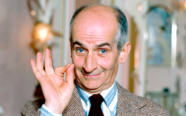 Acteur : Louis de Funès
