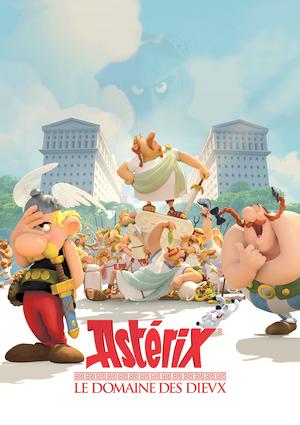 Film : Astérix - Le Domaine des Dieux