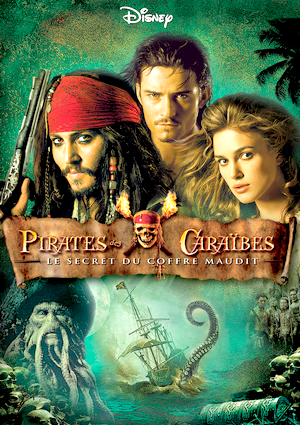 Film : Pirates des Caraïbes - Le secret du coffre maudit