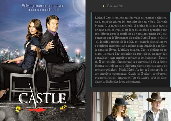 Série : Castle