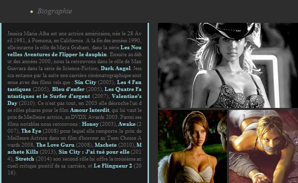 Biographie : Jessica Alba