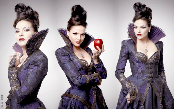 Personnage : Regina Mills - La Méchante Reine