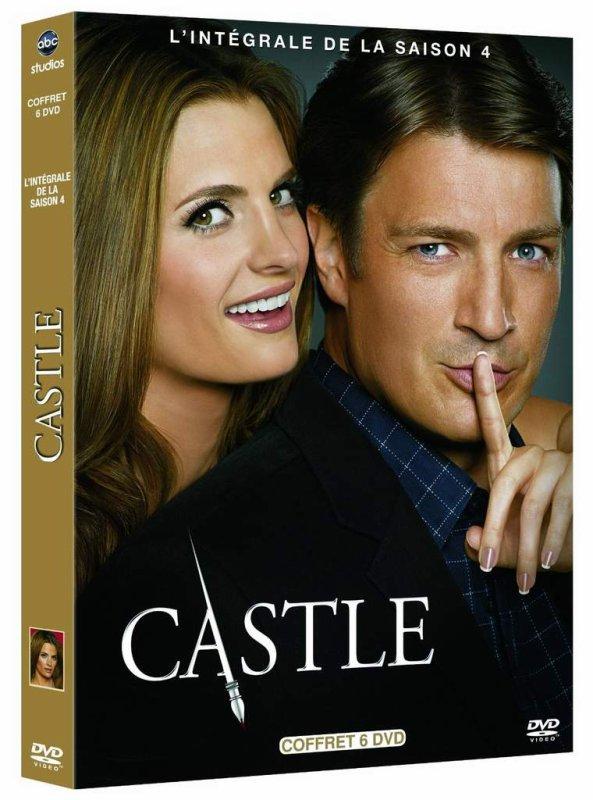 Episodes de la saison 4 -Castle-