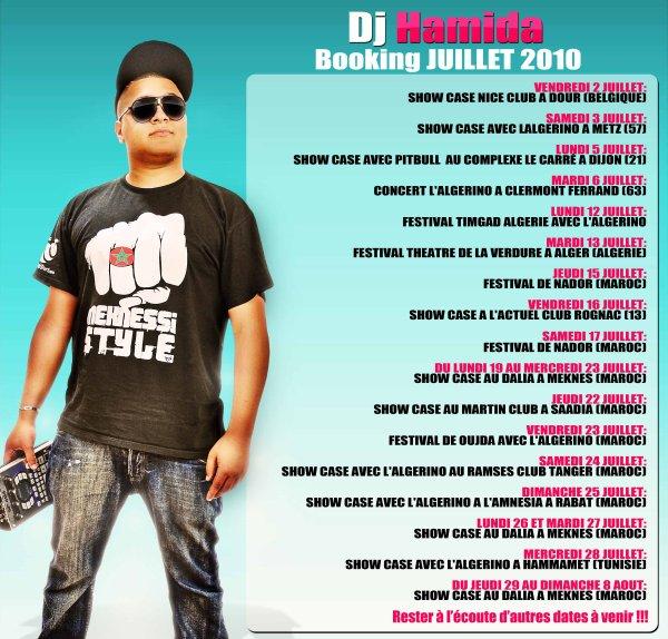dj hamida a la bien mix party 2011