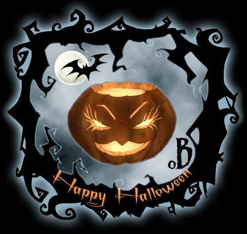Un joyeux halloween à vous tous en retard