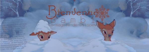 Bienvenue sur la-Magiie-de-Diisney =)