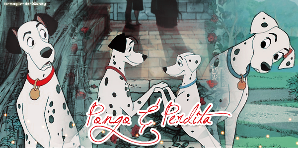 Pongo & Perdita