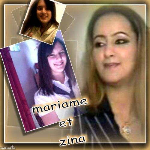 zina daoudiaa