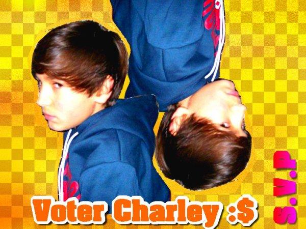 Voter Charley :$ S.V.P