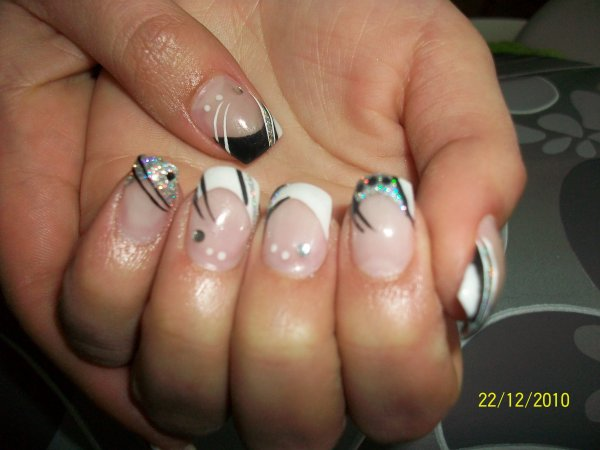 deco ongles gel skyblog