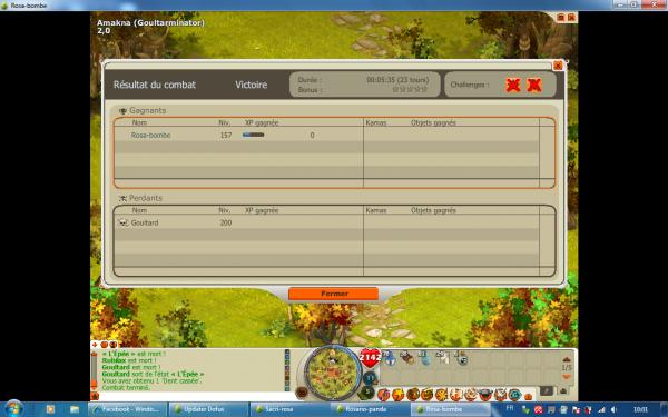 Record goultard (Roublard 157)