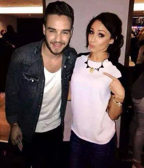 Liam & Danielle il n'y a pas longtemps