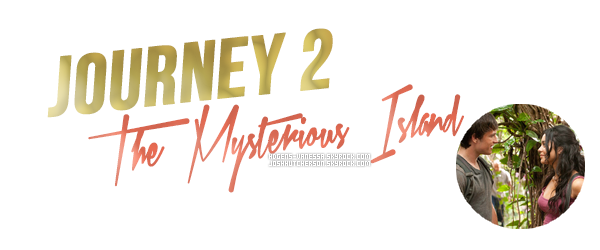 . JOURNEY 2: The Mysterious Island.    .
