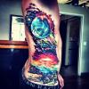 Loi contre la couleur pour les tatouages.