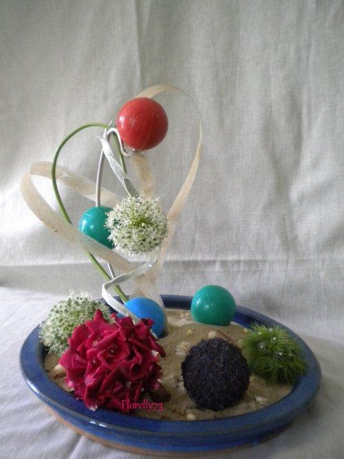"""Concours  pour le magazine """"Atelier floral """" n°43"""