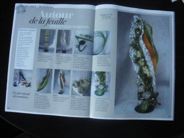 """La revue """"Atelier floral """" n°48 est sortie !!"""