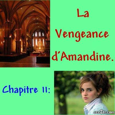 Chapitre 11: La vengeance d'Amandine.