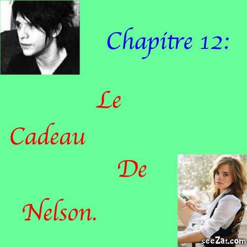 Chapitre 12 : Le cadeau de Nelson.