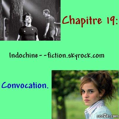Chapitre 19 : La convocation.