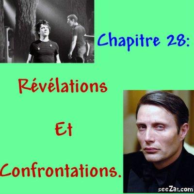 Chapitre  28 : Révélations et Confrontations.
