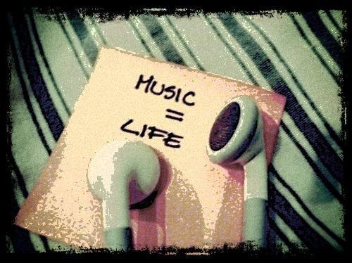 Vous entrez dans un monde où la musique est Reine...(non je ne suis pas folle, juste passionnée)