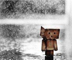 La musique triste quand on est déjà triste.