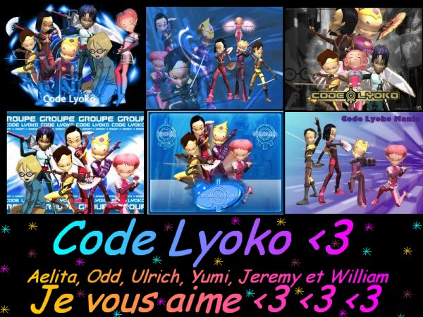 Code Lyoko ღღღ