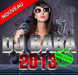 Nouvelle Pochette de deejay baba
