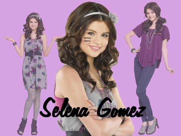 Joyeux Anniv'' Selena gomez