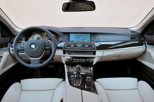 2013 BMW 5 Series ActiveHybrid