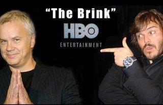 "Momo Casablanca is slated to co-star in the upcoming American television comedy ""The Brink"""